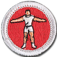 Personal_Fitness Patch